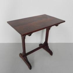 Oak Bistro Table