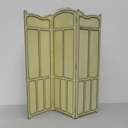 Art Nouveau room divider...