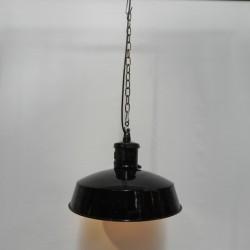 Industriële hanglamp met...