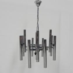 Hanglamp met 12 lichtpunten...
