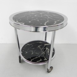 Art Deco coffee table in...