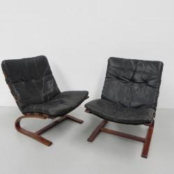 Set of 2 Siesta armchairs...