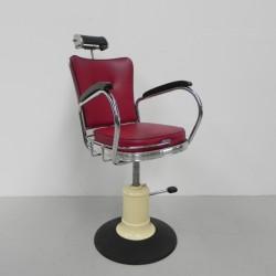 Vintage barber chair,...