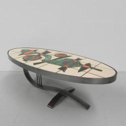 Tile table coffee table...